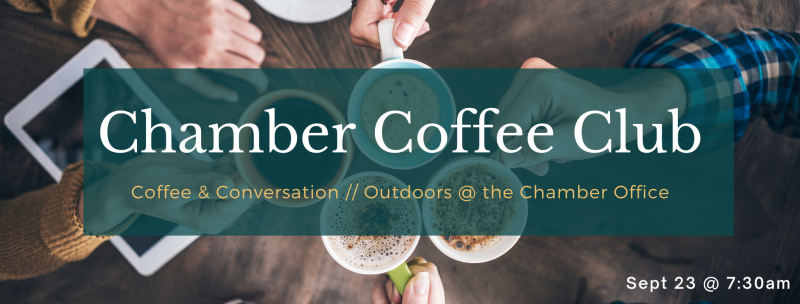 Ridgecrest Chamber of Commerce Coffee Club