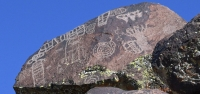 Petroglyph Lectures for Fall Tours