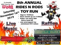 Riverwind Band at Toys for Tots