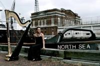 Alexandra Calvert, Harp, concert