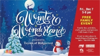 Winter Wonderland presented by Toyota of Ridgecrest