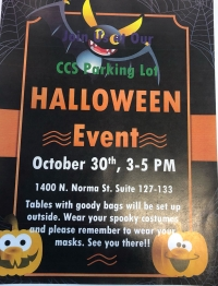 CCS Halloween Extravaganza