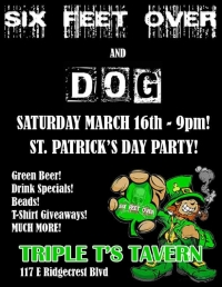 Live music -St Patrick's day party