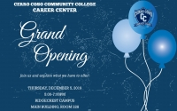 Cerro Coso Career Center Grand Opening