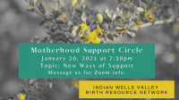 Motherhood Support Circle