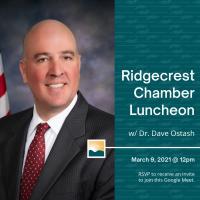 Ridgecrest Chamber of Commerce Luncheon