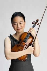 Midori, violin