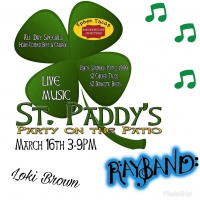 Rayband at Ephen Tacos St. Patty's Day Party