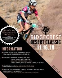 Ridgecrest Desert Classic
