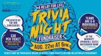 RRH Relay for Life Trivia Night Fundraiser