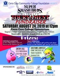 Super Smash Bros. Ultimate Gaming Tournament
