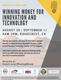 Winning Money for Innovation & Technology