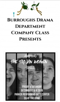 Euripides The Trojan Women