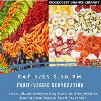 Fruit & Vegetable Dehydration Lesson