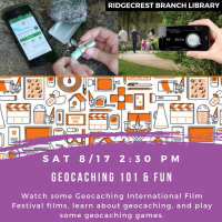 Geocaching 101 and Games for IGD