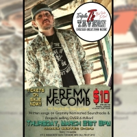 Live Music with Jeremy McComb