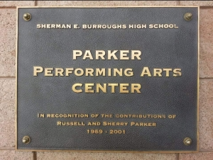 Burroughs Parker Performing Arts Center