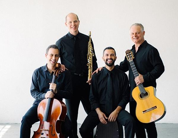 2 Valleys Stage presents Quarteto Nuevo