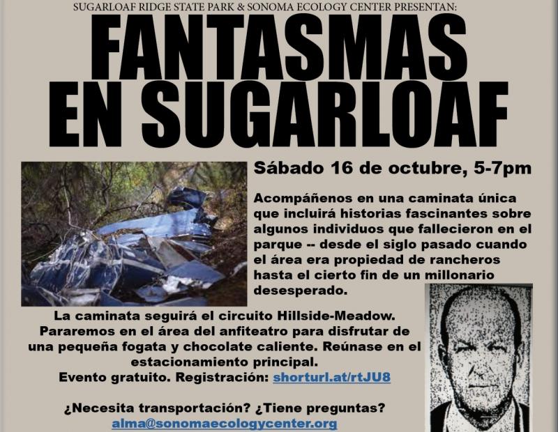 Senderos: Fantasmas de Sugarloaf
