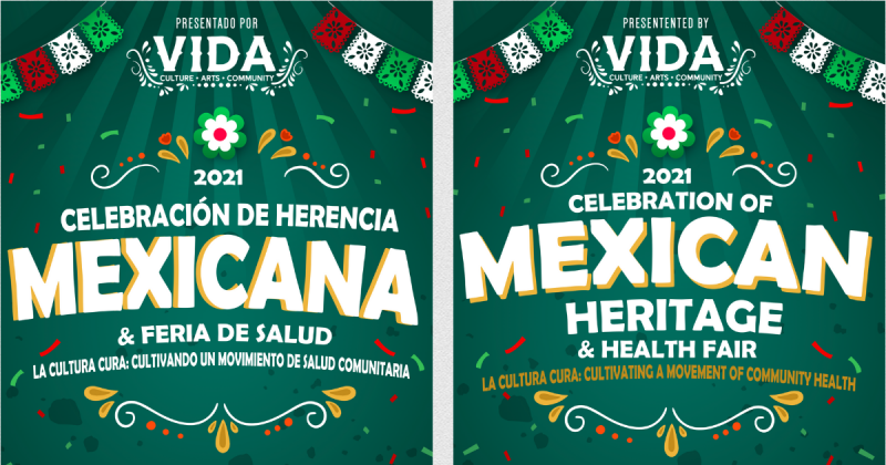 2021 Celebration of Mexican Heritage