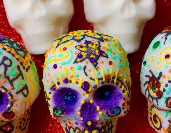 Dia de los Muertos Workshop - Mexican Sugar Skulls