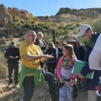 Geology Tour at Boyce Thompson Arboretum