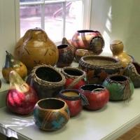Gourd Art Class: Basics & Beyond