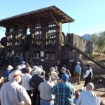 Stamp Mill Demo at Superstition Mountain Museum