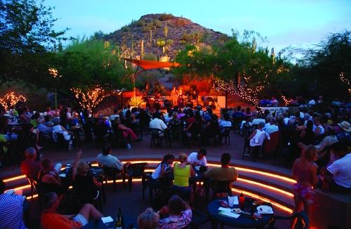 falls music in the garden concert series - Desert Botanical Garden Coupon