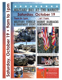 Military Vehicle & Equipment Event and Beirut Barracks Remembrance