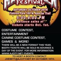 Halloween Festival at Flatiron Park
