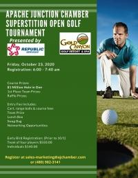 Superstition Open Golf Tournament
