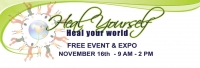 Heal Yourself, Heal Your World Wellness Event and Expo
