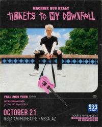 Machine Gun Kelly - To My Downfall Tour