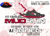 City of AJ Fit Families Mud Run