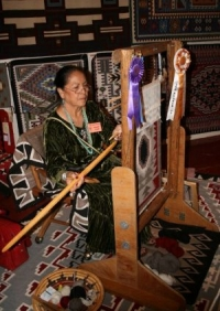 Navajo Weaving Workshop at Superstition Mountain Museum