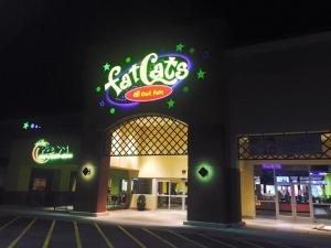 Fat Cats Recline & Dine Cinema Gilbert
