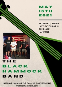 Live from Black Hammock Lazy Gator Bar