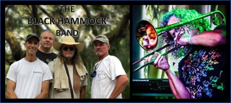 The Black Hammock Band & Ted T-Bone Thomas
