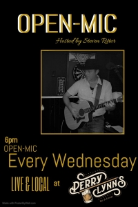 Perry Lynn's Open Mic Night