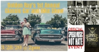 Golden Ray's 1st Annual Classic Car & Bike Show