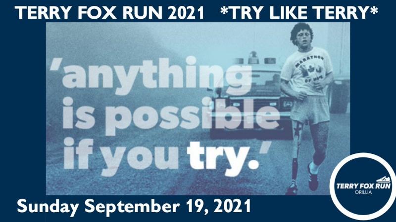 Terry Fox Run 2021