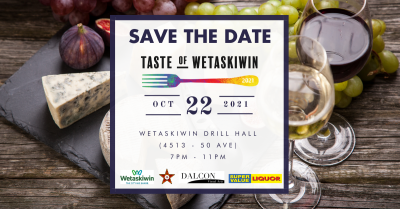 Taste of Wetaskiwin