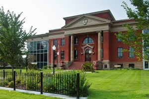 City Hall Wetaskiwin