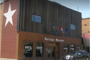 Wetaskiwin & District Heritage Museum and Star Store