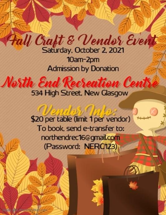 Christmas Craft & Vendor Sale