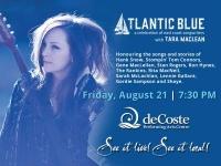 Atlantic Blue – A Celebration of East Coast Songwriters