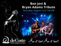 Bon Jovi & Bryan Adams Tribute