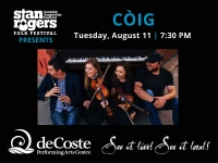 Stanfest presents Coig