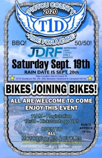 Pictou County Ride for a Cure for JDRF